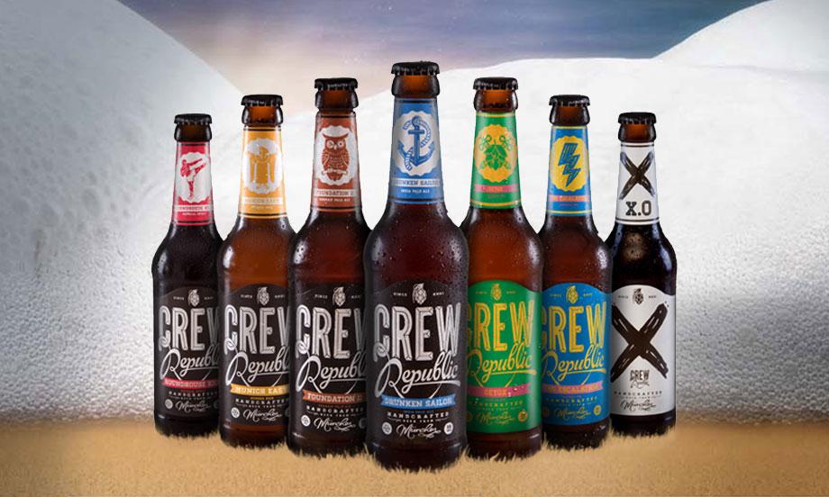 Crew Republic Brewery - Braukunst Live! München